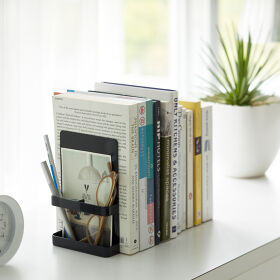 Bookends with Storage