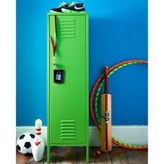 Kids Retro Bedroom Locker - Tall