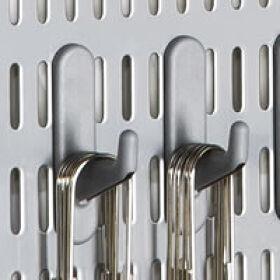 Elfa Short Board Hooks - Pack of 3
