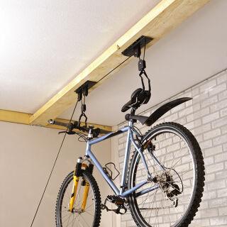 Garage & Bike