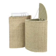 Seagrass Laundry Basket - Large