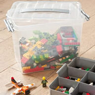 Toy Storage Box - 9 Litre