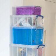 CD & DVD Storage Box - 18 Ltr Really Useful Box