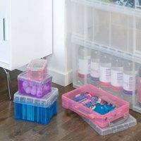 CD & DVD Storage Box - 3 Ltr Really Useful Box
