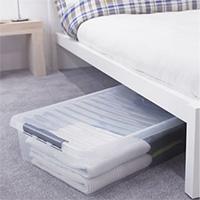 3 x XXL Under Bed Box - Plastic