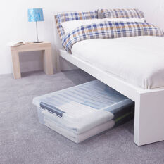 3 x XXL Under Bed Box - Plastic