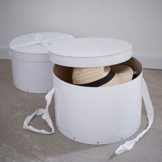 Set of 2 Hat Boxes