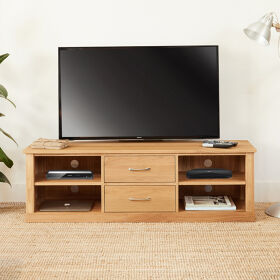 Widescreen TV Mounting Cabinet - Mobel