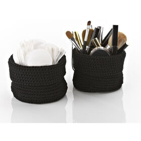 Set of 2 Small Confetti Baskets