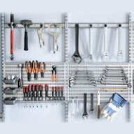 Elfa Complete Tool Store - Small