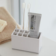 Toothbrush and Toothpaste Holder - Mist