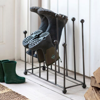 Wellington Racks & Boots