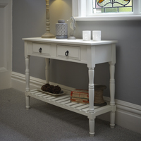 Classic Wooden Console Table