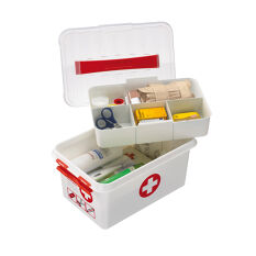 First Aid Storage Box - 6 Litre