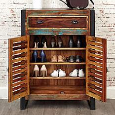 Urban Chic Shoe Cupboard