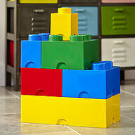 Giant LEGO Storage Blocks - Traditional Bundle