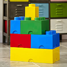 Giant LEGO Storage Blocks - Traditional Bundle