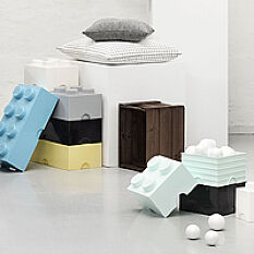 Giant LEGO Storage Blocks - Design Colours Bundle