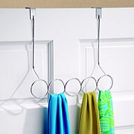 Over Door Scarf Rack - Classico