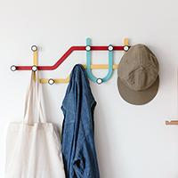 Subway Coat Hook