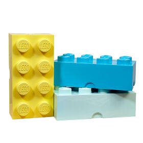 Giant LEGO Storage Bricks - Mini Bundle Design Colours