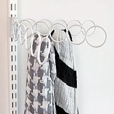 Elfa Swivelling Scarf Hanger
