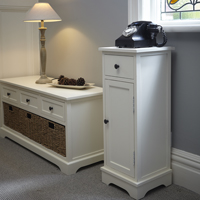 Classic Cupboard with Drawer