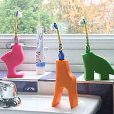 Kid's Toothbrush Holder
