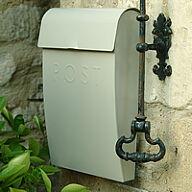 Post Box with Lock