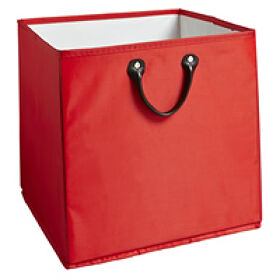Large Basket for Handbridge Cube - Red