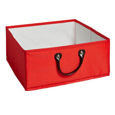 Small Basket for Handbridge Cube - Red