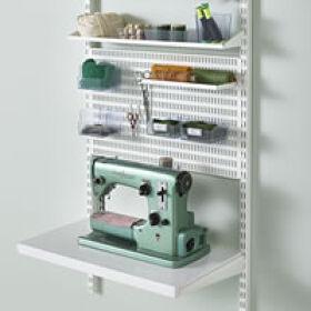 Elfa Best Selling Solution - Craft Storage 4