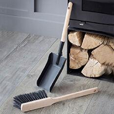 Classic Dustpan and Brush Set