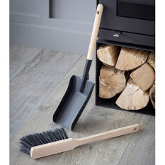 Classic Dustpan and Brush Set