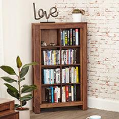 Open DVD/CD Storage Cabinet - Mayan