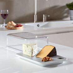 Cheese Storage Box & Chopping / Serving Board
