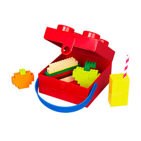 LEGO Lunch Box with Carry Handle