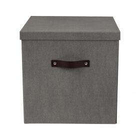 Large Fibreboard Box for Handbridge Cube - Grey