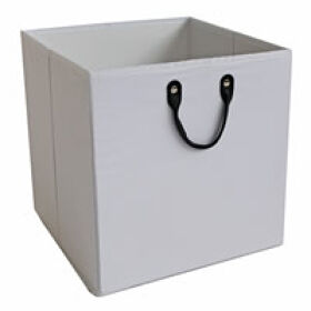 Large Basket for Handbridge Cube - White
