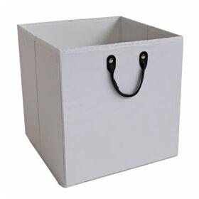 Large Basket for Handbridge Cube - White