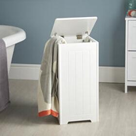 Shaker Style Laundry Hamper