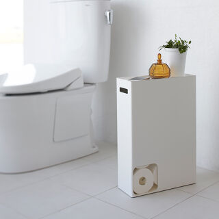 Toilet Roll Holders & Bins