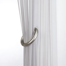 Magnetic Curtain Tiebacks