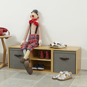 Handbridge Storage Cube - Hallway Bench 2