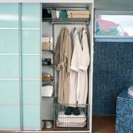 Elfa Bathroom Shelving - Best Selling Solution