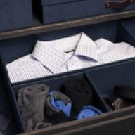 Fibreboard Drawer Organisers - Square