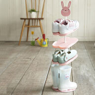 Childrens Shoe Rack - Animal