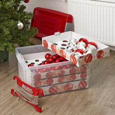 XL Decorations Storage Box - 60 Ltr.