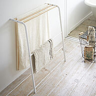 Leaning Towel Rail