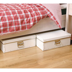 Set of 2 Underbed Boxes